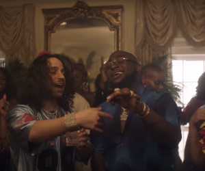 🎬: Russ - All I Want (Feat. Davido)
