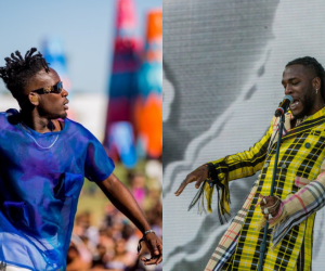 🎬: Mr. Eazi and BurnaBoy coachella performances (2019)