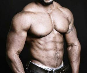 "Meet Obichukwu Oke- Fitness trainer and everyday ""Man crush""."