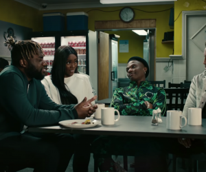 (NEW NIKE AD): Wizkid, Tiwa Savage, Aubameyang and Legendury Beatz