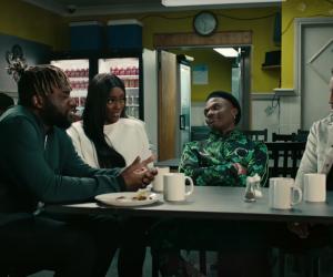 (NEW NIKE AD): Wizkid, Tiwa Savage, Aubameyang and Legendury Beatz