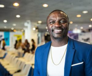 🎬: Akon on Why African Americans Should Invest in Africa