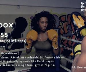 Elitebox Women Boxing Matinee.