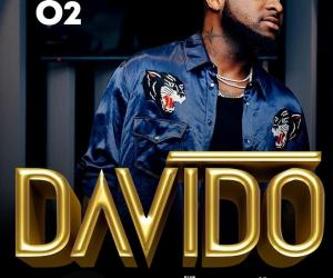 🎟🎫: Davido Live at 02 (London)