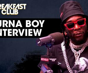 🎬: Burna Boy On Fusing Hip-Hop With Afrobeat, Fela Kuti Inspiration, Nipsey Hussle + More