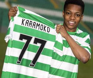 🎬: 16 Years Old Karamoko Dembele Celtic Debut vs Hearts