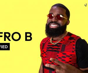 "🎬: Afro B ""Drogba (Joanna)"" Official Lyrics & Meaning 