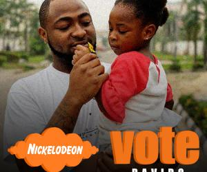 VOTE for your favorite African act at the 2019 Nickelodeon Kids choice Award Show