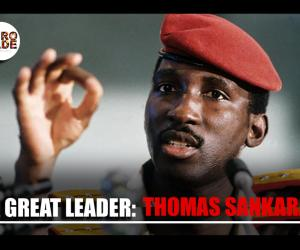 🎬: A Great Leader: Thomas Isidore Sankara