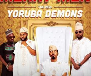🎬:Merry Men: The real Yoruba demons review.  An eye roll fest.