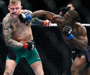 Abdul Razak Alhassan - Ghanaian MMA Knockout Fighter