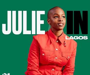 Video: Julie in Lagos (Homecoming in Nigeria)