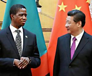 China to take over Zambian power company
