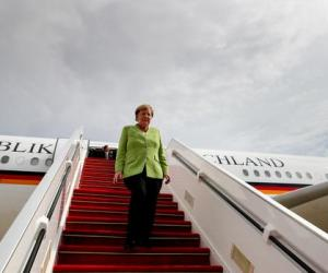 Merkel reaches out to African nations