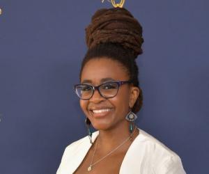 The Queen of Sci-fi: Nnedi Okorafor.