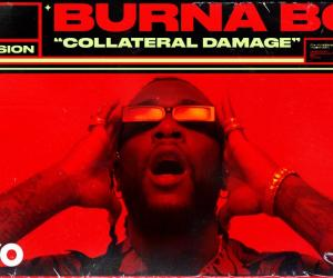 "🎬: Burna Boy - ""Collateral Damage"" Live Session 